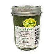 Gina's Organic Pesto