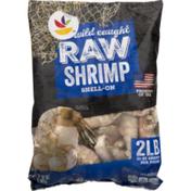 Ahold Wild Caught Raw Shrimp