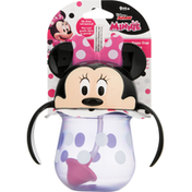 Disney Sippy Cup, Minnie, Weighted Straw, 9 Months+