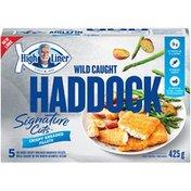 High Liner Wild Caught Haddock Crispy Breaded High Liner Signature Cuts Wild Caught Haddock Crispy Breaded Fillets