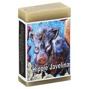 Hippie Javelina Soap, Patchouli with Hemp Oil