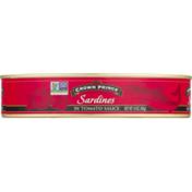Crown Prince Sardines in Tomato Sauce