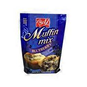 Big Y Blueberry Muffin Mix
