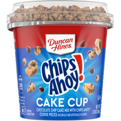 Duncan Hines Cake Cup, Chips Ahoy!