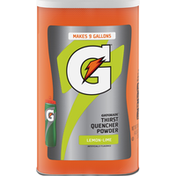 Gatorade Thirst Quencher, 02 Perform, Lemon-Lime, Instant Powder Mix