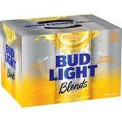 Bud Light Blends Light Lager and Real Lemonade