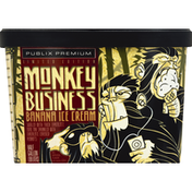 Publix Premium Ice Cream, Monkey Business