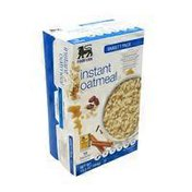 Food Lion Oatmeal, Instant, Variety Pack, 10 Pack