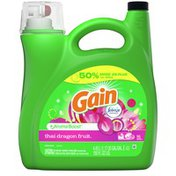Gain Aroma Boost Liquid Laundry Detergent With Febreze Freshness, Thai Dragon