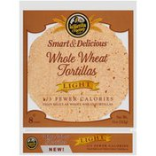 La Tortilla Factory Smart & Delicious Light Whole Wheat Tortillas