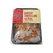 Cedarlane Foods Cheese Tortellini With Creamy Tomato Sauce