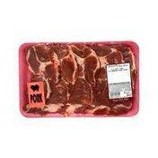 U.S. Govt. Inspected F/P Boneless Pork Steak