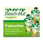 Beech-Nut Veggies Pouch Variety Pack