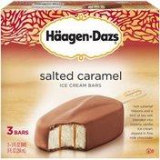 Haagen-Dazs Salted Caramel Ice Cream Bars