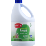 Krasdale Bleach, Concentrated, Low Splash, Meadow Scent