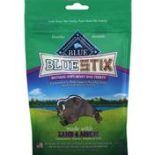 Blue Dog Treats, Natural, Lamb & Apples