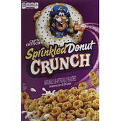 Cap'N Crunch CapNCrunch's Sprinkled Donut 12.4Oz