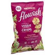 PopCorners Veggie Crisps, Toasted Cauliflower, Lightly Salted