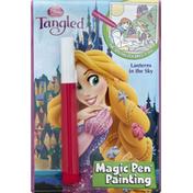 Disney Magic Pen Painting, Tangled, Lanterns in the Sky