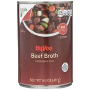 Hy-Vee Beef Fat Free Broth