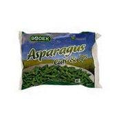 Bodek Cut Asparagus With Tips