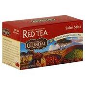 Celestial Seasonings Herbal Tea, Rooibos, Caffeine Free, Safari Spice