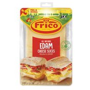 Frico Cracker Cuts Edam Cheese Slices