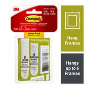 3M Command Command™ Medium and Large Picture Hanging Strips