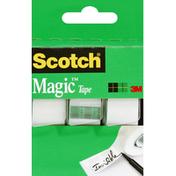 Scotch Tape, Invisible, 3M