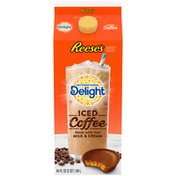International Delight Reese's Peanut Butter Cup Flavored Iced Coffee