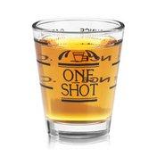True Shot Glass