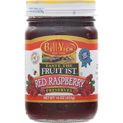 Bell-View Preserves, Red Raspberry