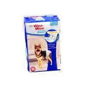 Four Paws Wee-Wee Large Extra Large Disposable Dog Diapers