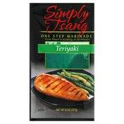 Simply Tsang Marinade, One Step, Teriyaki