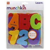 Munchkin Letters and Numbers, Learn