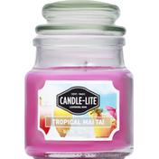 Candle Lite Candle, Tropical Mai Tai