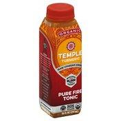 Temple Turmeric Raw Vinegar Drink, Organic, Pure Fire Tonic