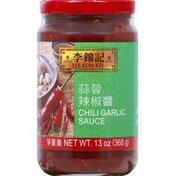 Lee Kum Kee Garlic Sauce, Chili