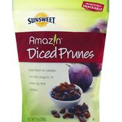 Sunsweet Prunes, Diced
