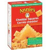 Annie's Canadian Cheddar Squares Cheddar Squares