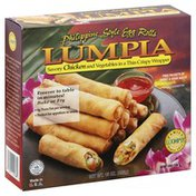 Family Loompya Corporation Lumpia, Chicken