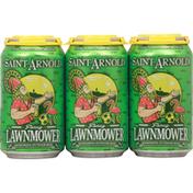 Saint Arnold Beer, Fancy Lawnmower