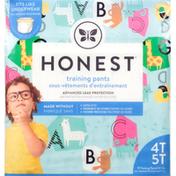 Honest Tea Training Pants, Animal ABC's, 4T 5T (38+ lbs)