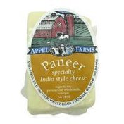 Appel Farms Paneer Specialty India Style Cheese