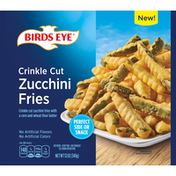 Birds Eye Zucchini Fries, Crinkle Cut