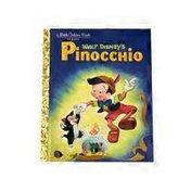 Random House Pinocchio Little Golden Book