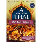A Taste of Thai Pad Thai for Two