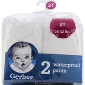 Gerber Pants, Waterproof, 2T (28-32 lbs)