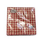 Ideal Home Range Picnic for One Cocktail Napkin