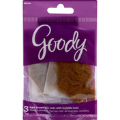 Goody Light Brown Hair Nets With Invisible Hold